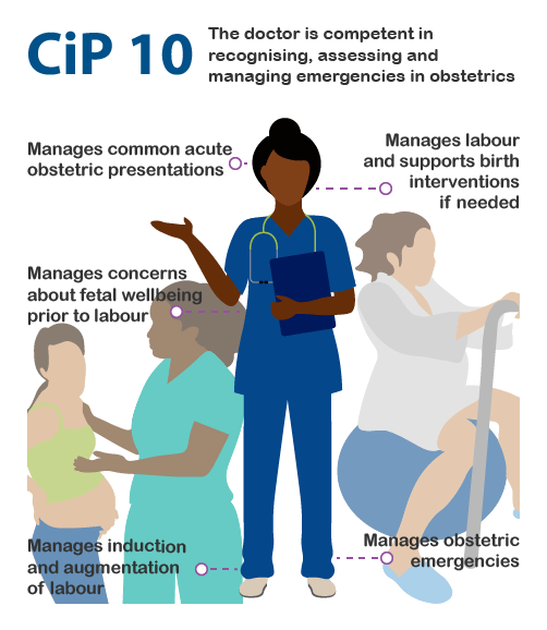 Infographic of CiP 10