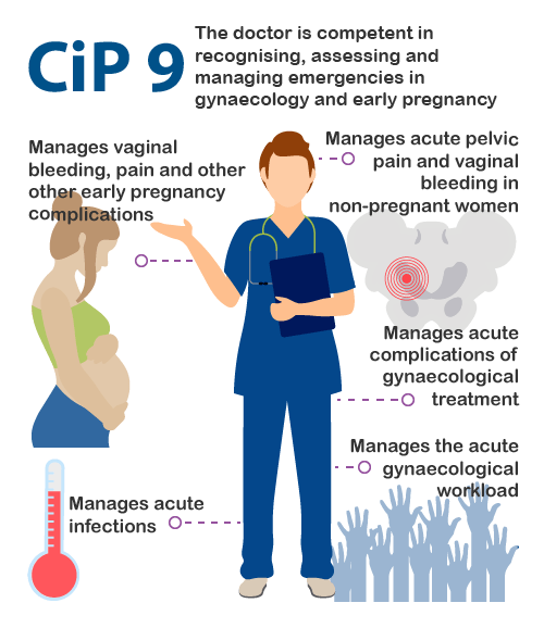Infographic of CiP 9
