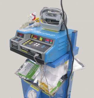 Image showing valley lab medical equipment.